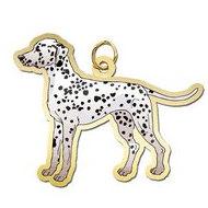 Dog - Dalmation Charm