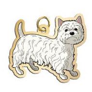 Dog - Westie Charm