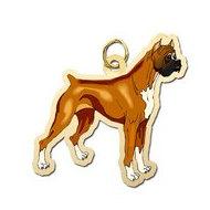 Dog - Boxer Charm