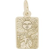 TAROT CARD ENGRAVABLE