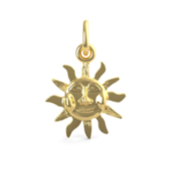 SUNBURST ENGRAVABLE