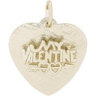BE MY VALENTINE ENGRAVABLE