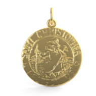ST  CHRISTOPHER ENGRAVABLE