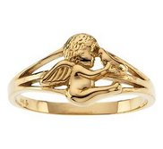 ANGEL RING W HOLY SPIRIT
