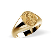 Saint Theresa Ring  EXCLUSIVE