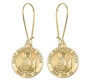 Saint Elizabeth Seton Earrings  EXCLUSIVE