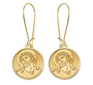 Ecce Homo Earrings  EXCLUSIVE