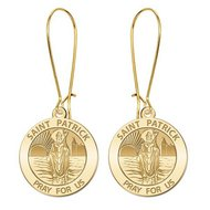 Saint Patrick Earrings  EXCLUSIVE
