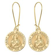 Saint Mary Magdalene Earrings  EXCLUSIVE