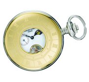 Charles Hubert  Pocket Watch with Two Tone Inside