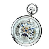 Charles Hubert Open Faced Premium Pocket Watch