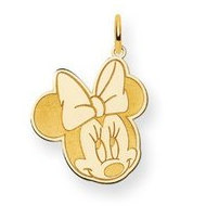 Disney Minnie Mouse Large Charm