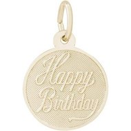 BIRTHDAY ENGRAVABLE