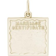 MARRIAGE CERTIFICATE ENGRAVABLE