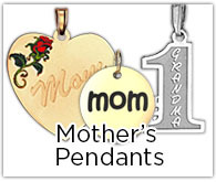 Personalized Charms For Mom
