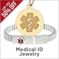 Medical ID Jewelry Sale