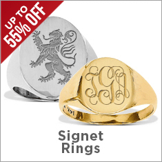 Signet Rings Sale