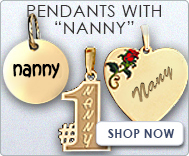 Pendants with  Nanny