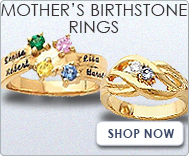 Mother s Birthstone Rings