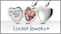 Lockets Jewelry