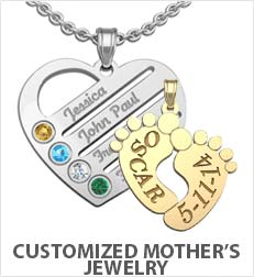mothers day pendants