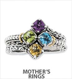 mothers rings