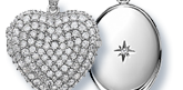 Diamond Lockets