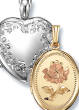 Lockets by Price