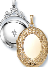 Lockets by Shape