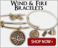 wind and fire jewelry