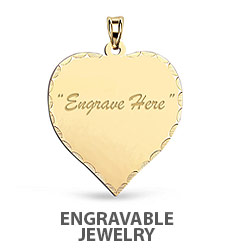 engravable jewelry