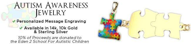 Autism Awareness Jewelry Autism Jewelry