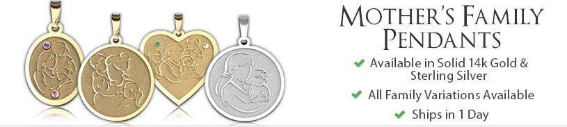 Mothers pendants