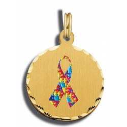 Autism Awareness Charm