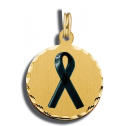Ovarian  Cancer Awareness Charm