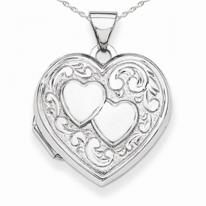 Heart Lockets Family Jewelry