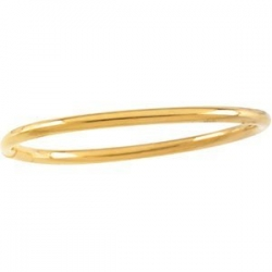 14K Yellow Gold Children s Bracelets