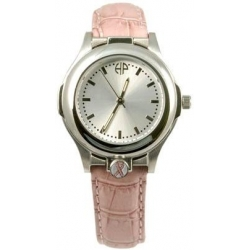 HourPower Inspire Sophisticate in Pink for Women with Pink Ribbon on