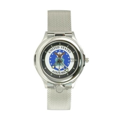 HourPower U  S  Air Force Patriot Watch