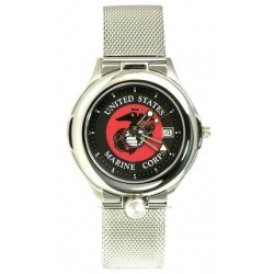 HourPower U  S  Marine Corps Patriot Watch