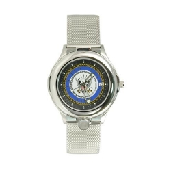 HourPower U  S  Navy Patriot Watch