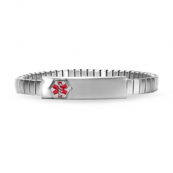 Stainless Steel Ladies Expansion Bracelet