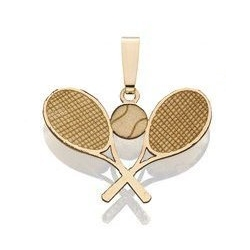Custom Tennis Pendant