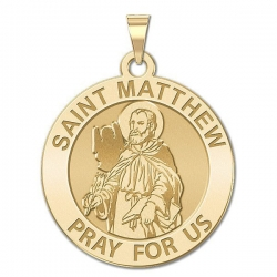 Saint Matthew Medal  EXCLUSIVE