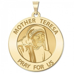 Mother Theresa Medal  EXCLUSIVE