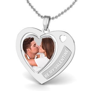 Personalized Heart Shaped Jewelry