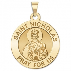 Saint Nicholas Medal  EXCLUSIVE