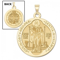 Saint Benedict Medal  EXCLUSIVE