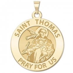 Saint Thomas Aquinas Medal   EXCLUSIVE