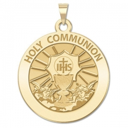 Holy Communion Medal  EXCLUSIVE